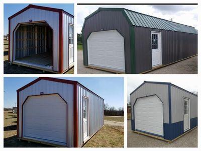 Portable Garages | 54 Buildings & Mo