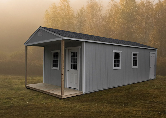 Portable Buildings & Sheds   Countryside Bar