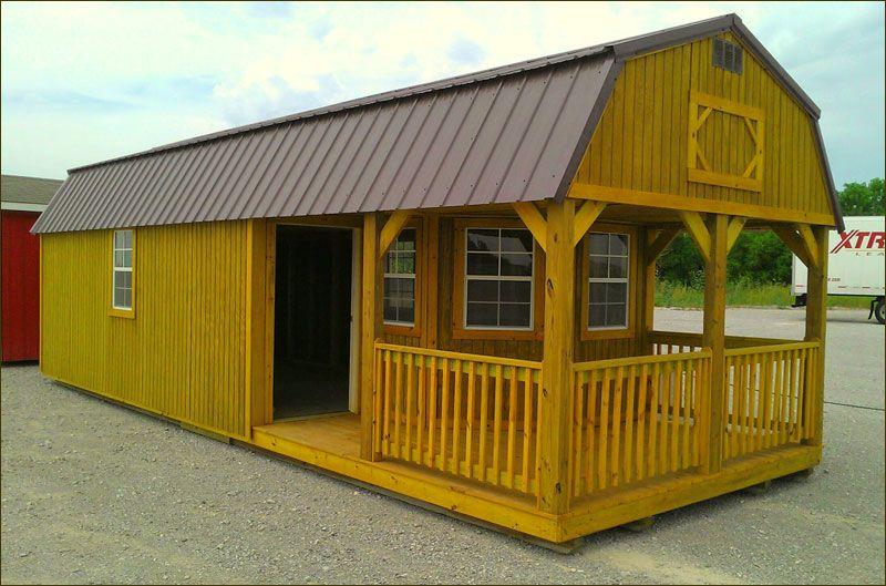 Portable Storage Buildings
