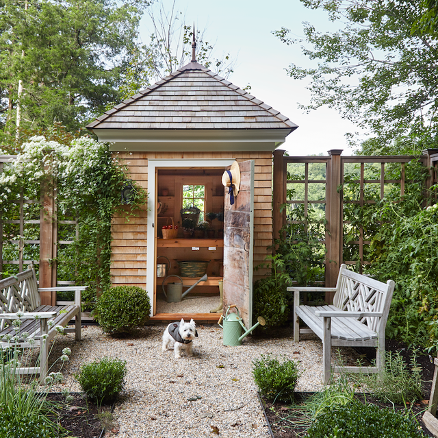 14 Charming Garden Shed Ideas 2020 - Potting Shed Design Ide