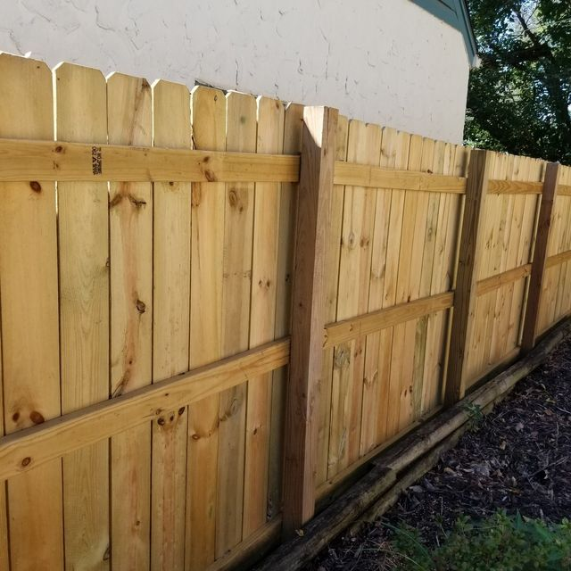 Privacy Fence Installation And Repairs Kansas Ci