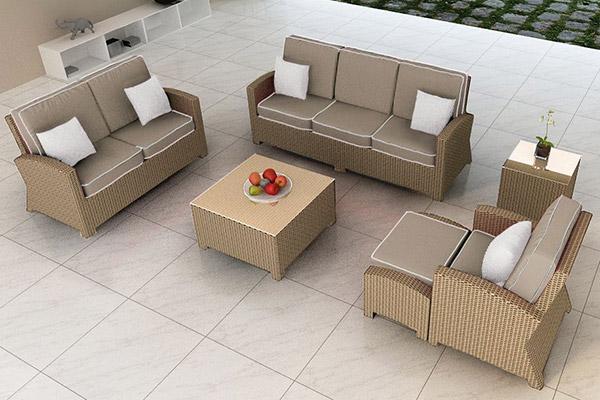 Outdoor Wicker Furniture - Resin Wicker Patio Sets .