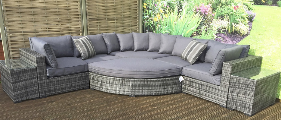Use Rattan Outdoor Furniture for your Deck – Decorifus