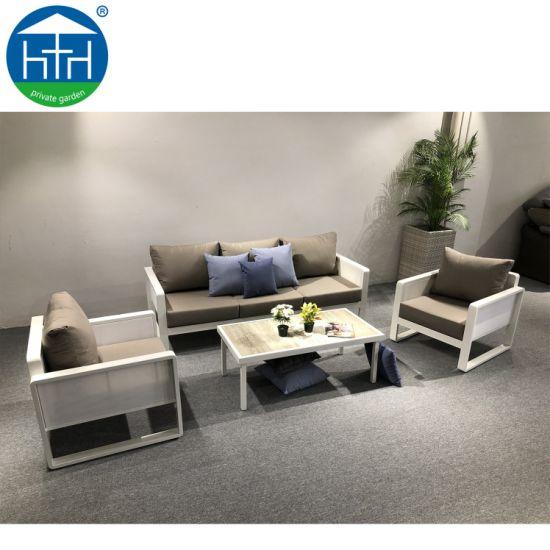 China Rattan Outdoor Furniture White Rattan Garden Sofa Sets .