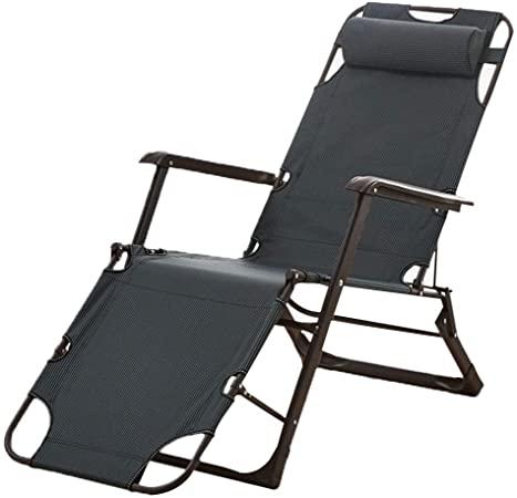 Amazon.com : Relaxer Sling Chairs Reclining Garden Chair .