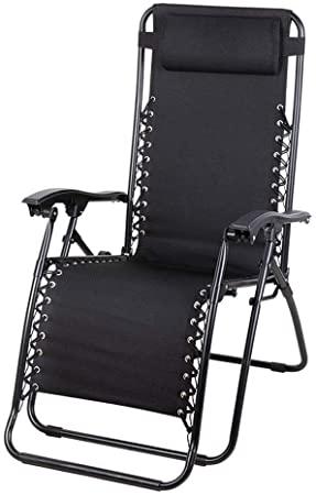 Amazon.com : WangGang Reclining Patio Chairs Folding Office Lunch .