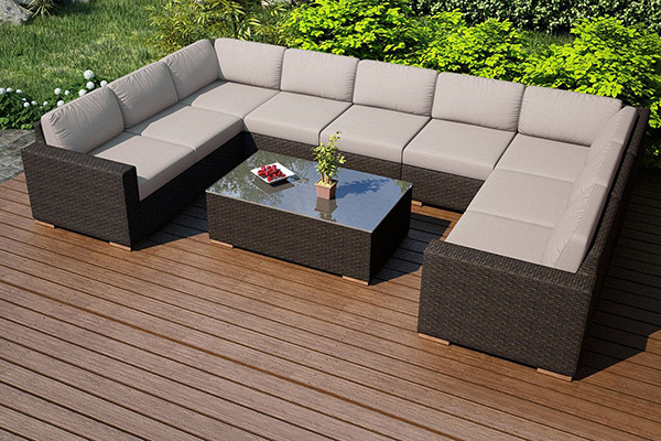 Outdoor Wicker Furniture - Resin Wicker Patio Sets .