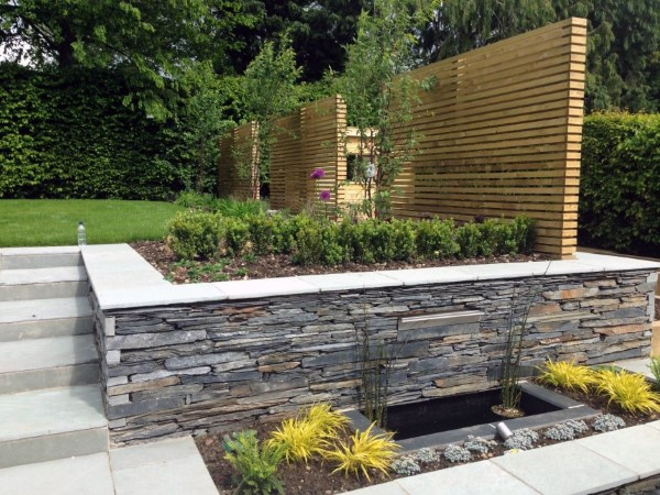Top 60 Best Retaining Wall Ideas - Landscaping Designs in 2020 .
