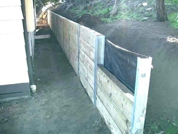 Inexpensive Retaining Wall Ideas Cheap Retaining Wall Driveway .