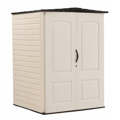 Rubbermaid Vinyl & Resin Storage Sheds at Lowes.c