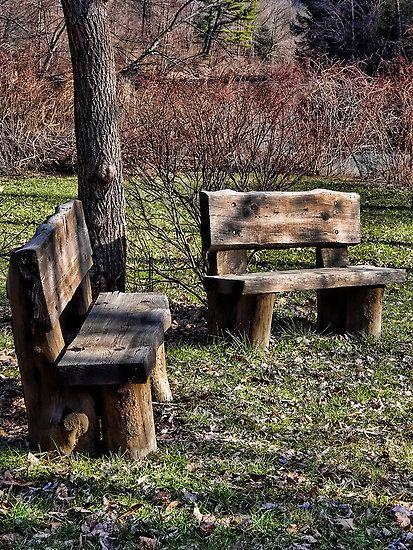 Rustic Garden Furniture
