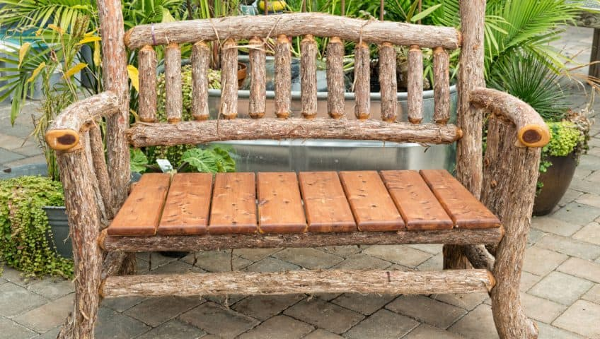 Rustic Garden Structures - Calgo Garde