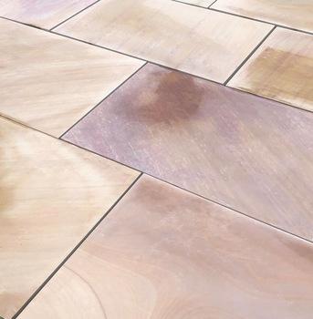 Rippon Buff Sandstone Paving Slabs,Tiles - Buy Sandstone,Indian .
