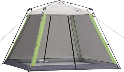 Amazon.com : Coleman Screened Canopy Tent | 15 x 13 Screened Sun .