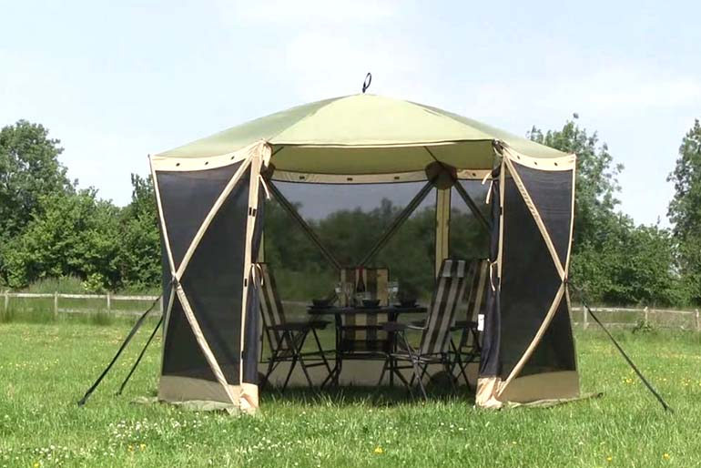 Best Camping Screen Houses in 2020 (Review & Guide) | BestVi
