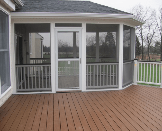 Ideas for Amazing Screened Porch and Deck Desig