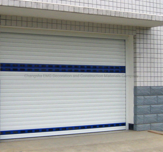 China Factory Direct Electric Aluminum Roller Shutters Industrial .