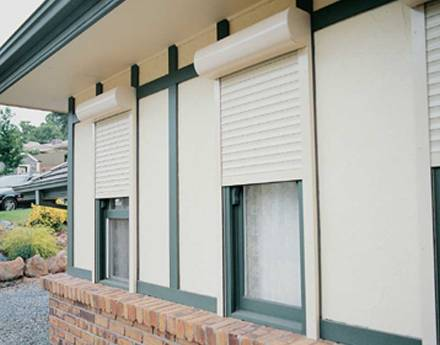 Why Aluminum Roller Shutters Are Preferred Over Other Security .