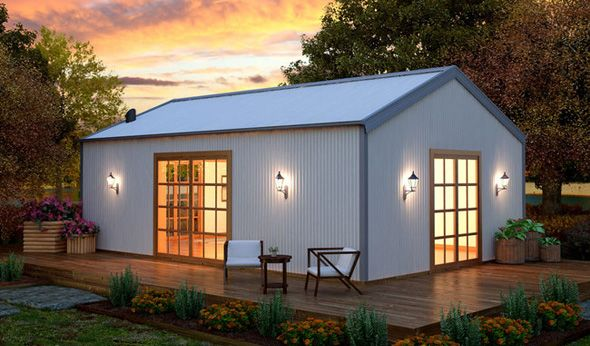 shed homes qld | &&# HoW To ShEd WoRk &&@ | Shed homes, Livable .