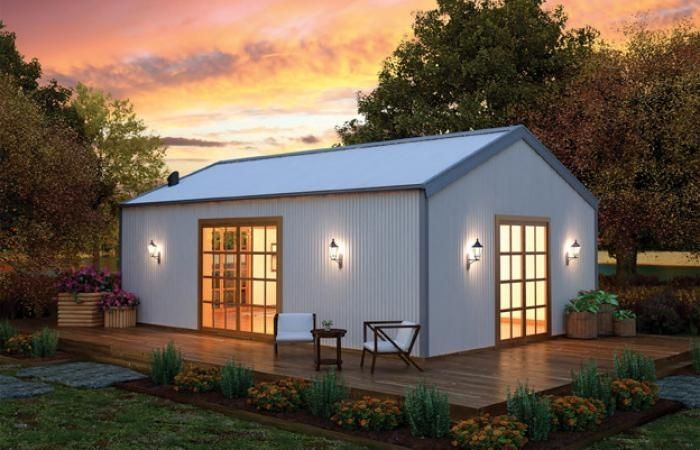 People Are Turning Home Depot Tuff Sheds Into Affordable Two-Story .