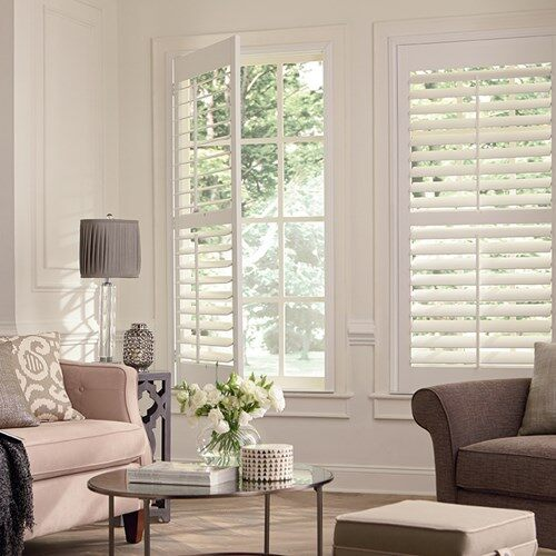 Premium Wood Shutters | Blinds.c