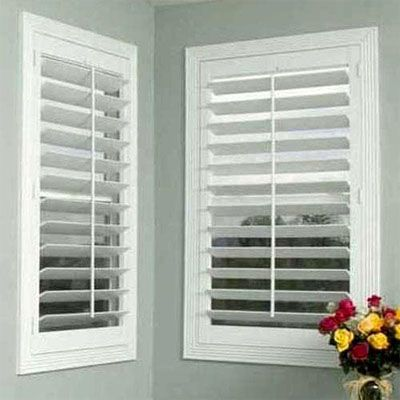 Interior Shutters | Economy Wood Shutters | Blinds.com | Interior .