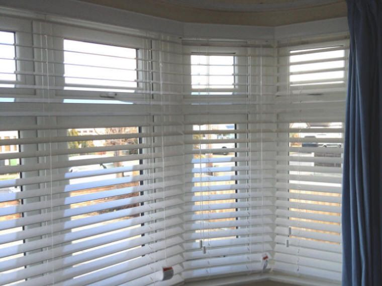 venetian blinds that look like shutters | Blinds, Home decor .