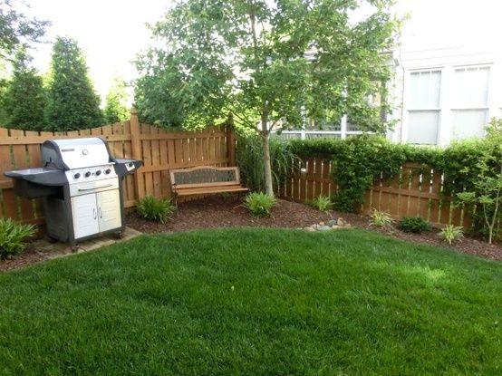 Pin by Alice Martinez on Backyard | Small yard landscaping, Small .