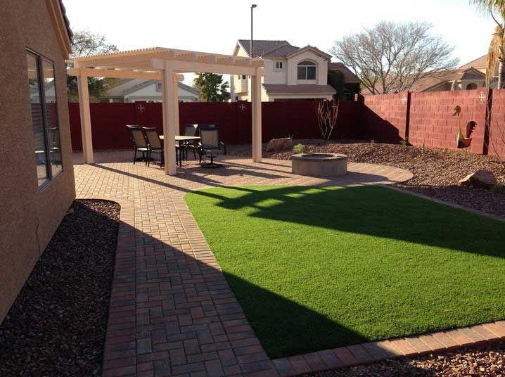 Arizona backyard design with simple backyard pation ideas patio .