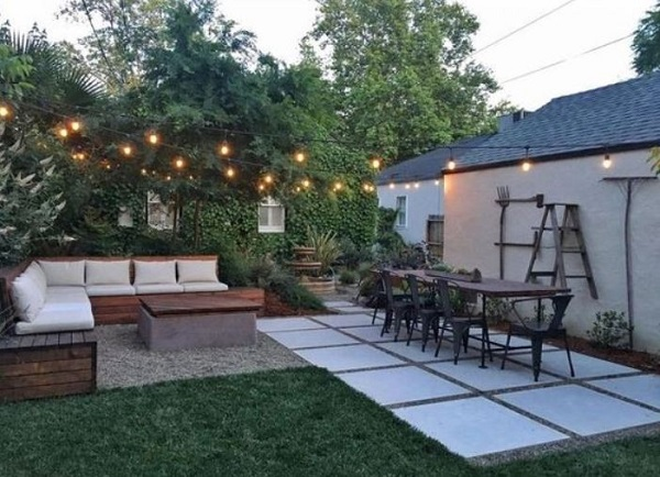 DIY Simple Backyard Ideas: 23+ Mesmerizing Decor for Modern Ho