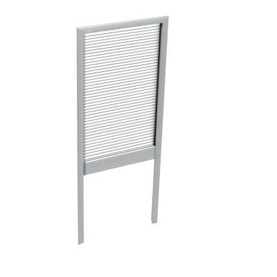 VELUX Manual Light Filtering White Skylight Blinds for FS C04 .