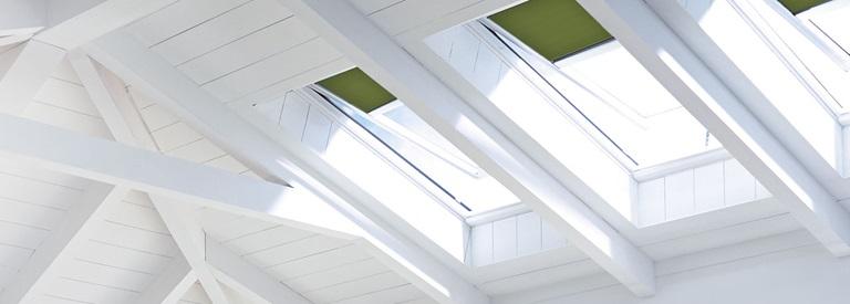 VELUX Skylight Solar Blinds | Solar Shad