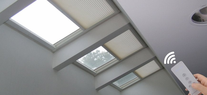 What To Consider While Purchasing Motorized Skylight Blackout Shade
