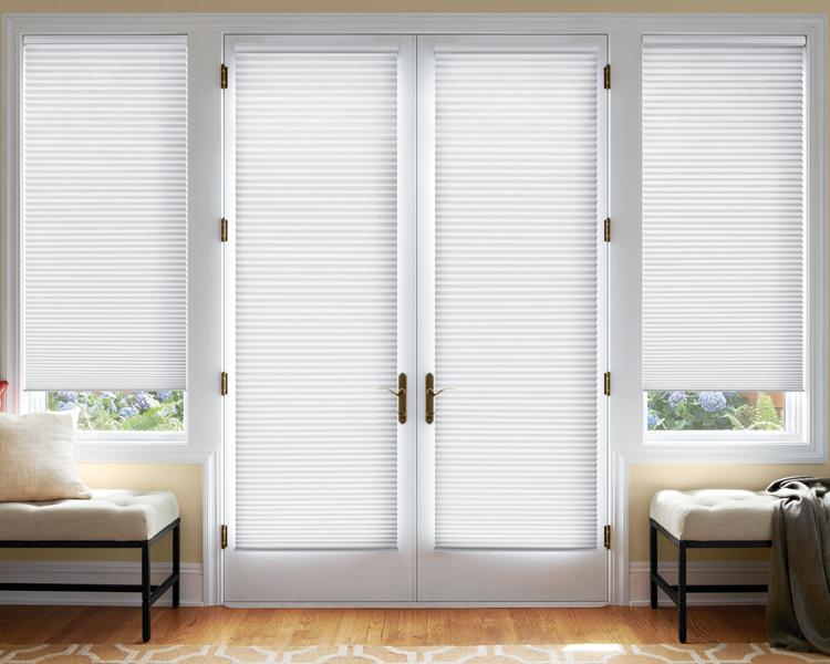 Denver Window Treatments for Sliding Glass Doors | French Door .