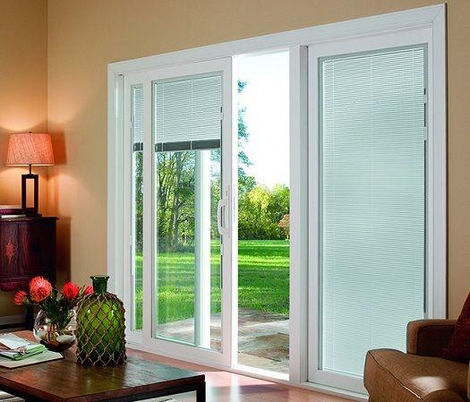 Pin by Carla Rile on Window coverings | Sliding glass door window .