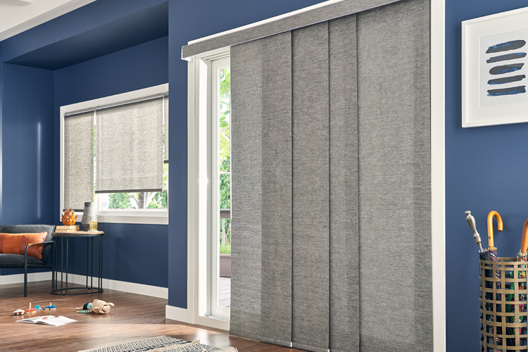 Custom Sliding Panels | Costco | Bali Blinds and Shad