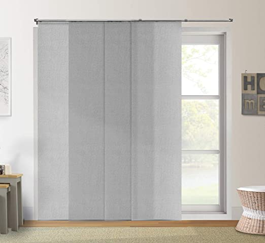 Amazon.com: CHICOLOGY Adjustable Sliding Panel Perfect for Large .