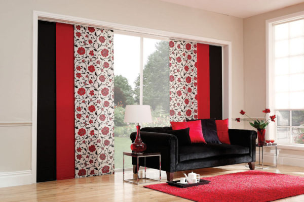 Sliding Panel Window Blinds, New York Ci