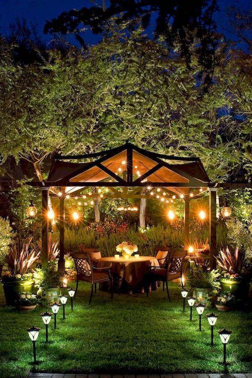 30 + Backyard Wedding Ideas: Pinterest-Worthy, Practical & Lit .