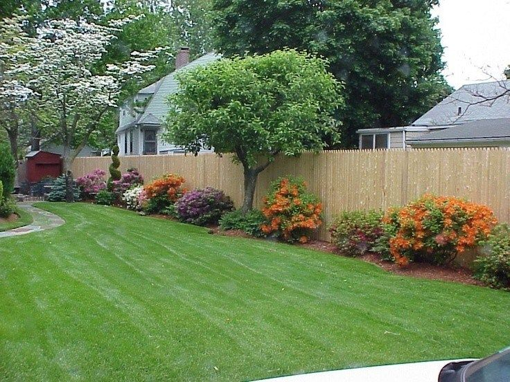 51 beautiful small backyard fence and garden design ideas for your .