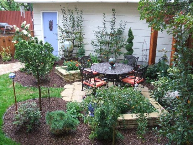 Small Backyard Design - Landscaping Netwo