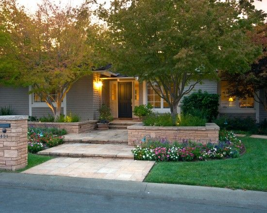 Small Front Yard Landscaping Ideas Design, Pictures, Remodel .