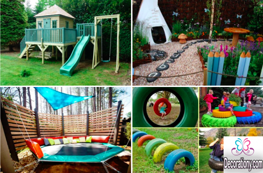 small garden ideas fir childrens | Small backyard gardens .
