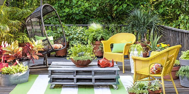 40+ Small Garden Ideas - Small Garden Desig