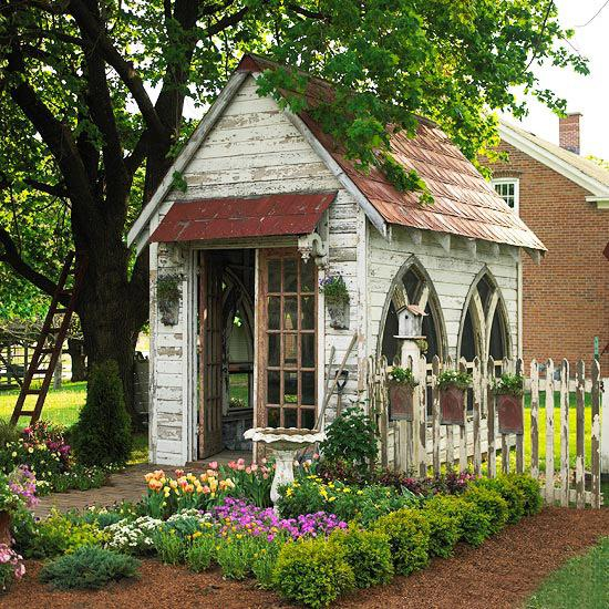 Small Garden Sheds, Great Outdoor Storage Solutions and Beautiful .