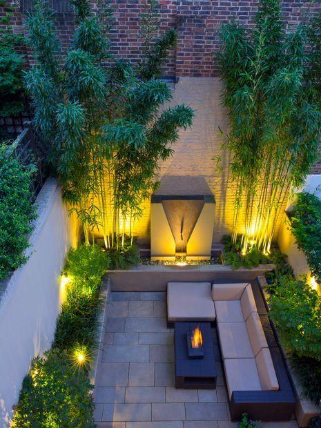 Find The Best Ideas & Tips Small Garden Lighting Design | Kleine .