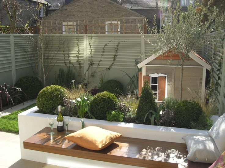 How to Get Started with your Small Garden Design | Courtyard .