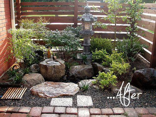 Before & After: Tsukubai Front Garden - Pith + Vigor - Gardens .