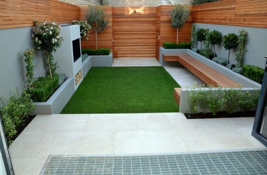 35 Genius Small Garden Ideas and Desig