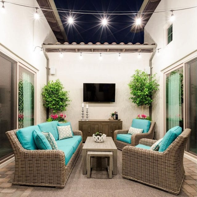 Small Outdoor Space? 3 Tips on How to Fit Your Patio Furniture .